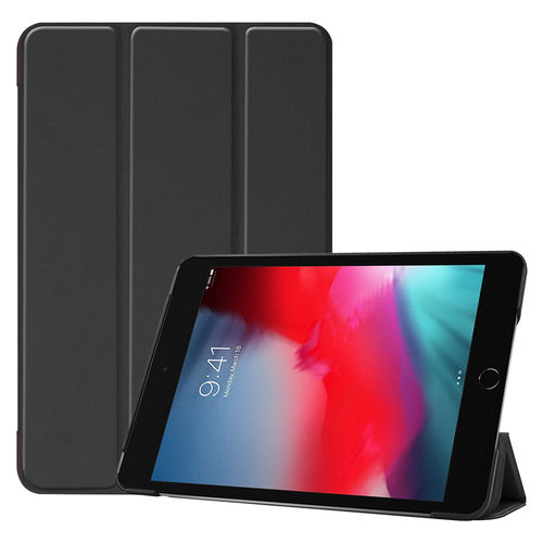 Trifold Smart Case & Stand for Apple iPad Mini 5 / Mini 4 - Black